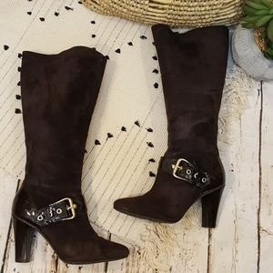 "Antonio Melani ""Opulent"" Knee High Boots 11M"